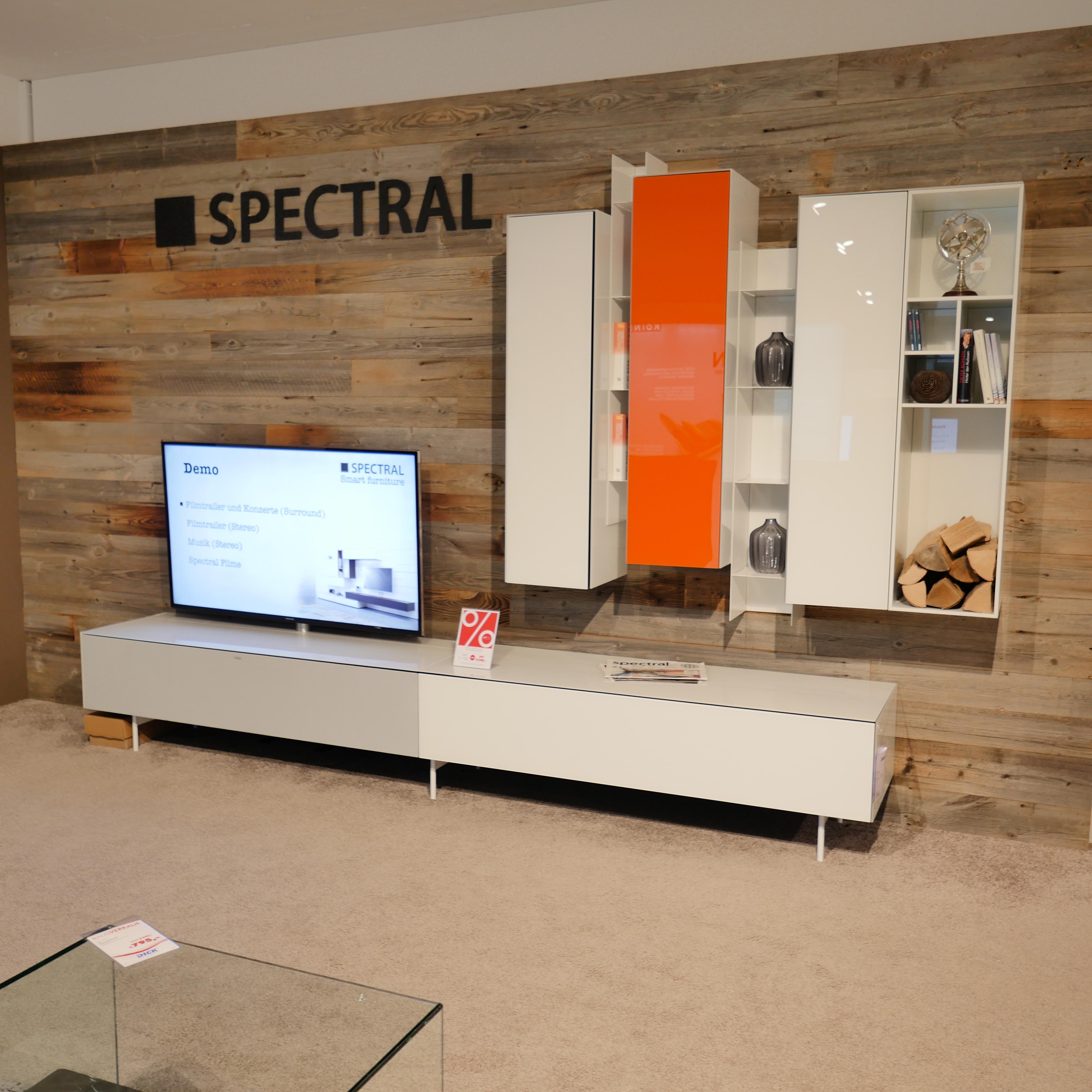 Spectral Wohnwand Ameno