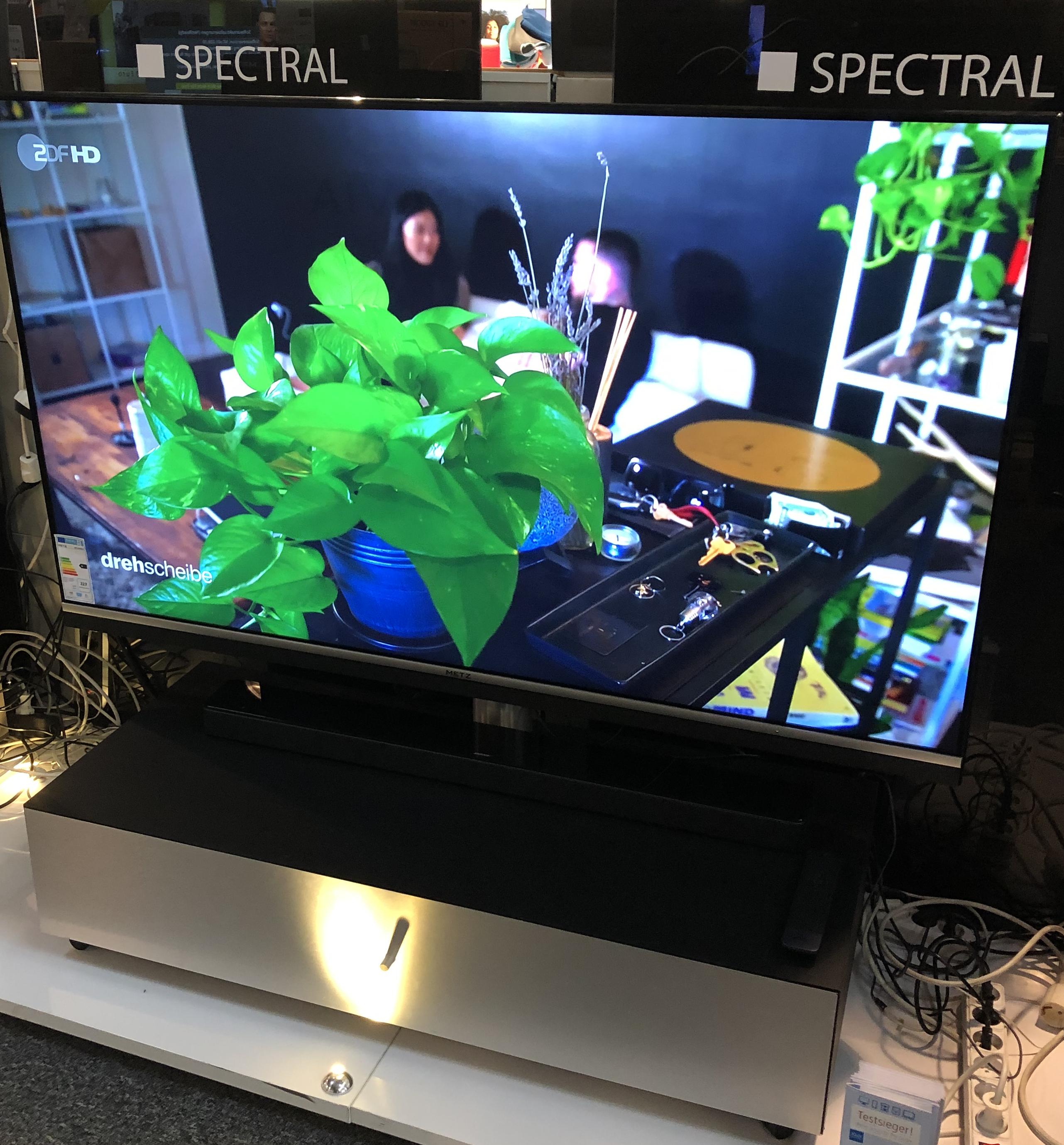 Rollbares TV Möbel
