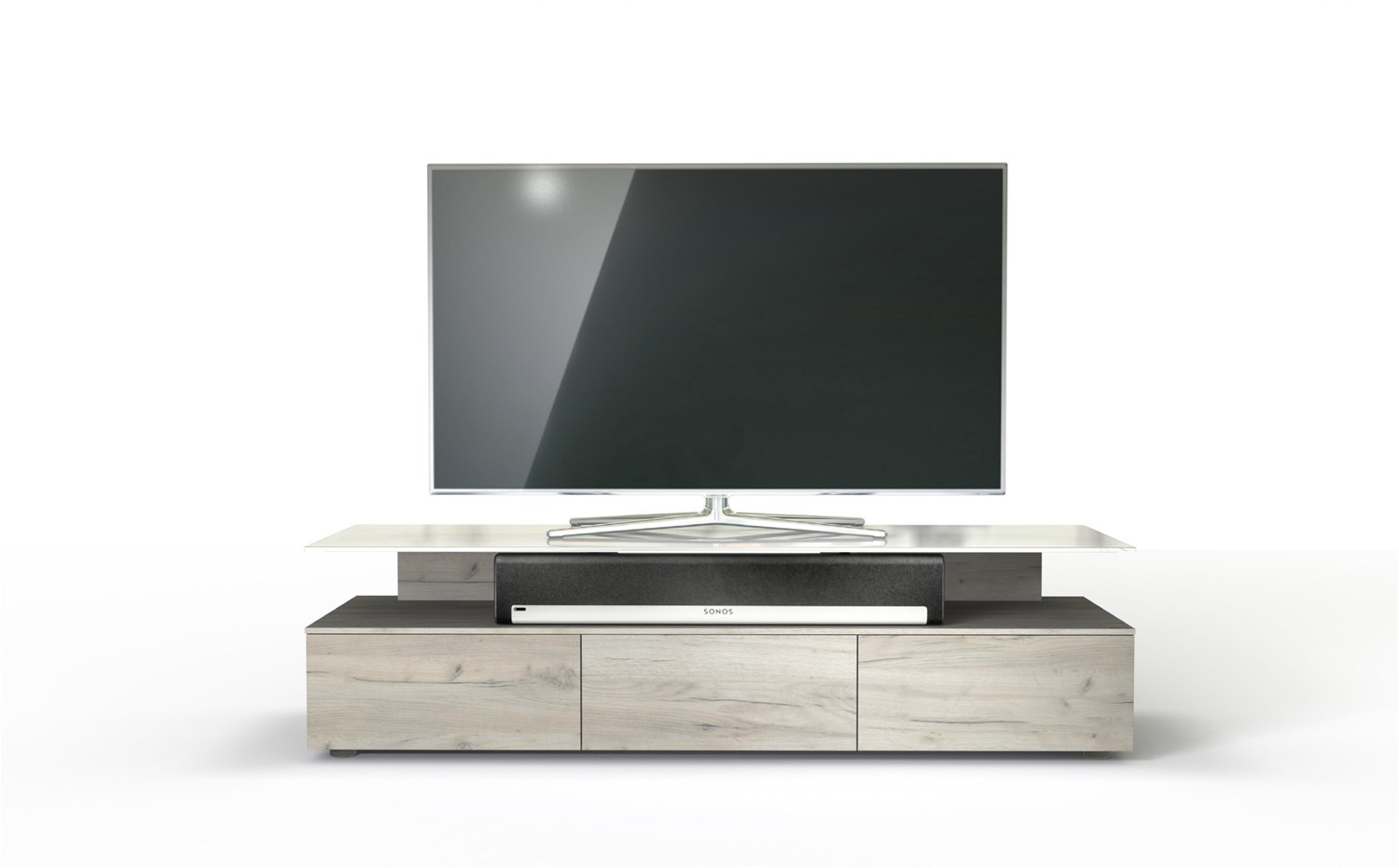 JRM1650 TV-Rack Wild Oak