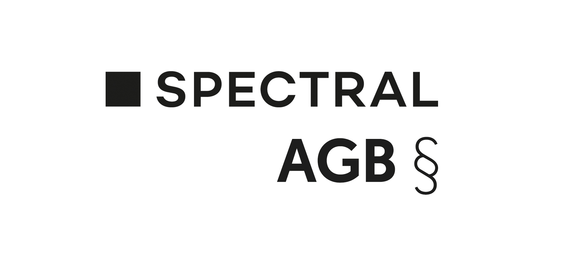 AGB - Spectral Audio Möbel GmbH