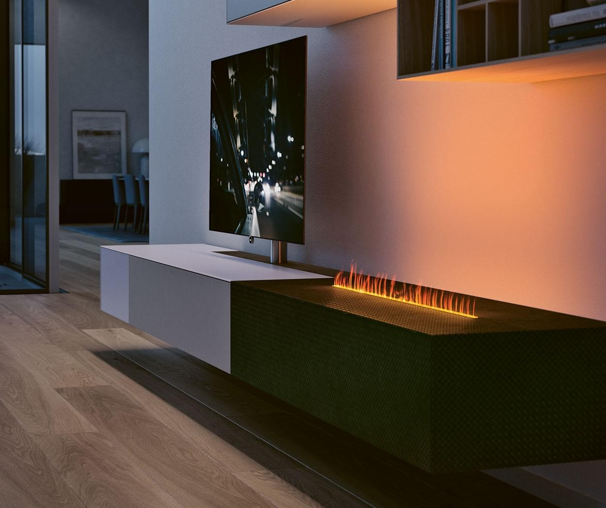 Ameno Smart Flame by Spectral
