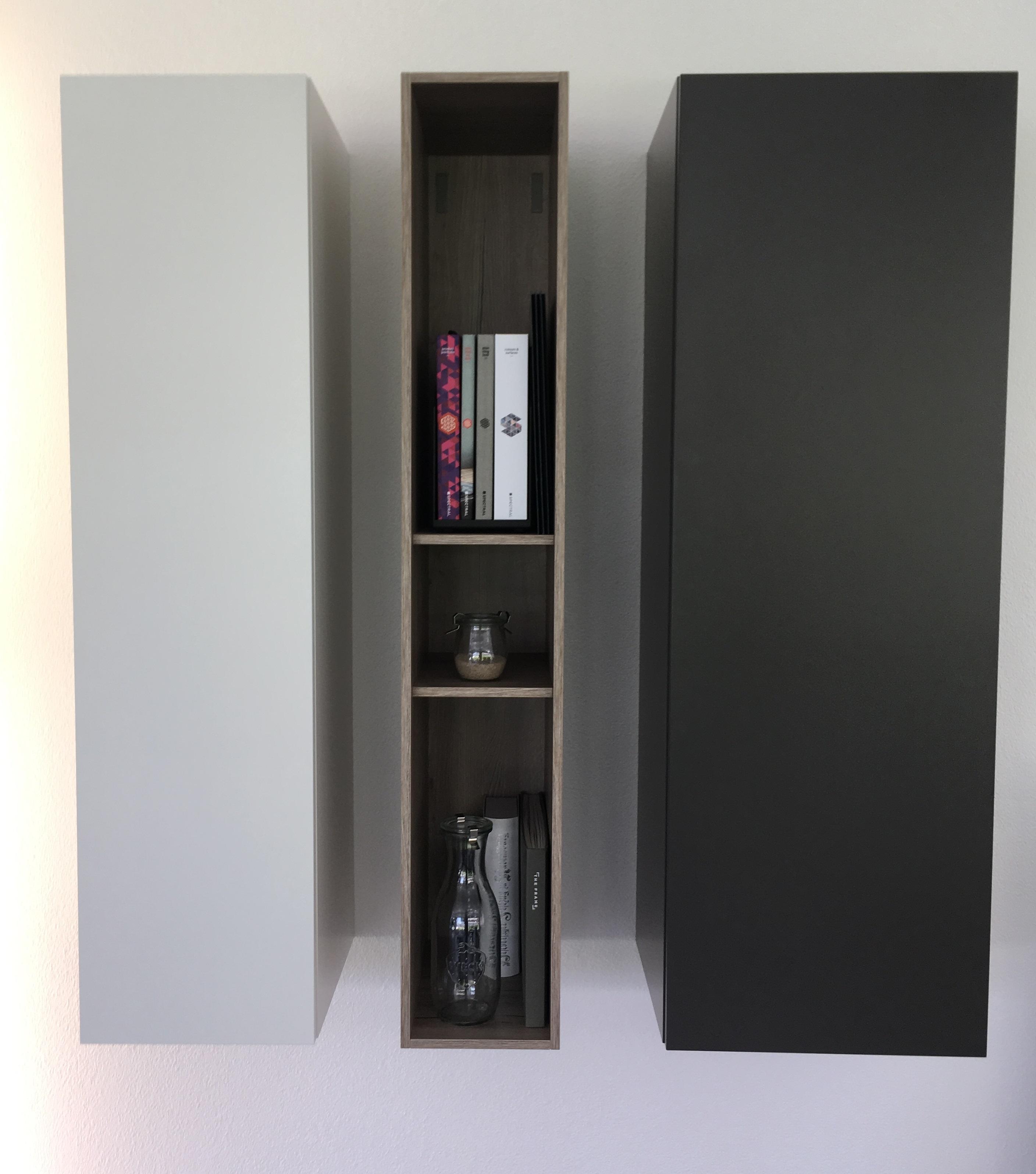 Ensemble complet meuble bas + meuble de rangement