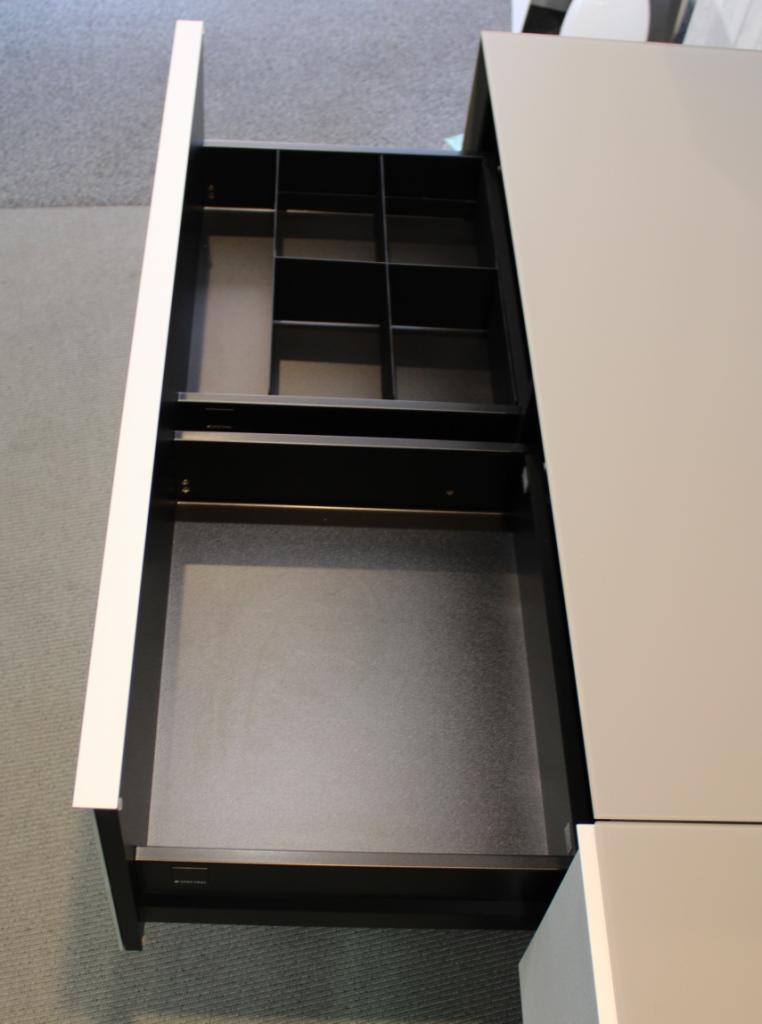 Scala Lowboardkombi TV Möbel mit integriertem Soundsystem BRA2, TV-Halterung