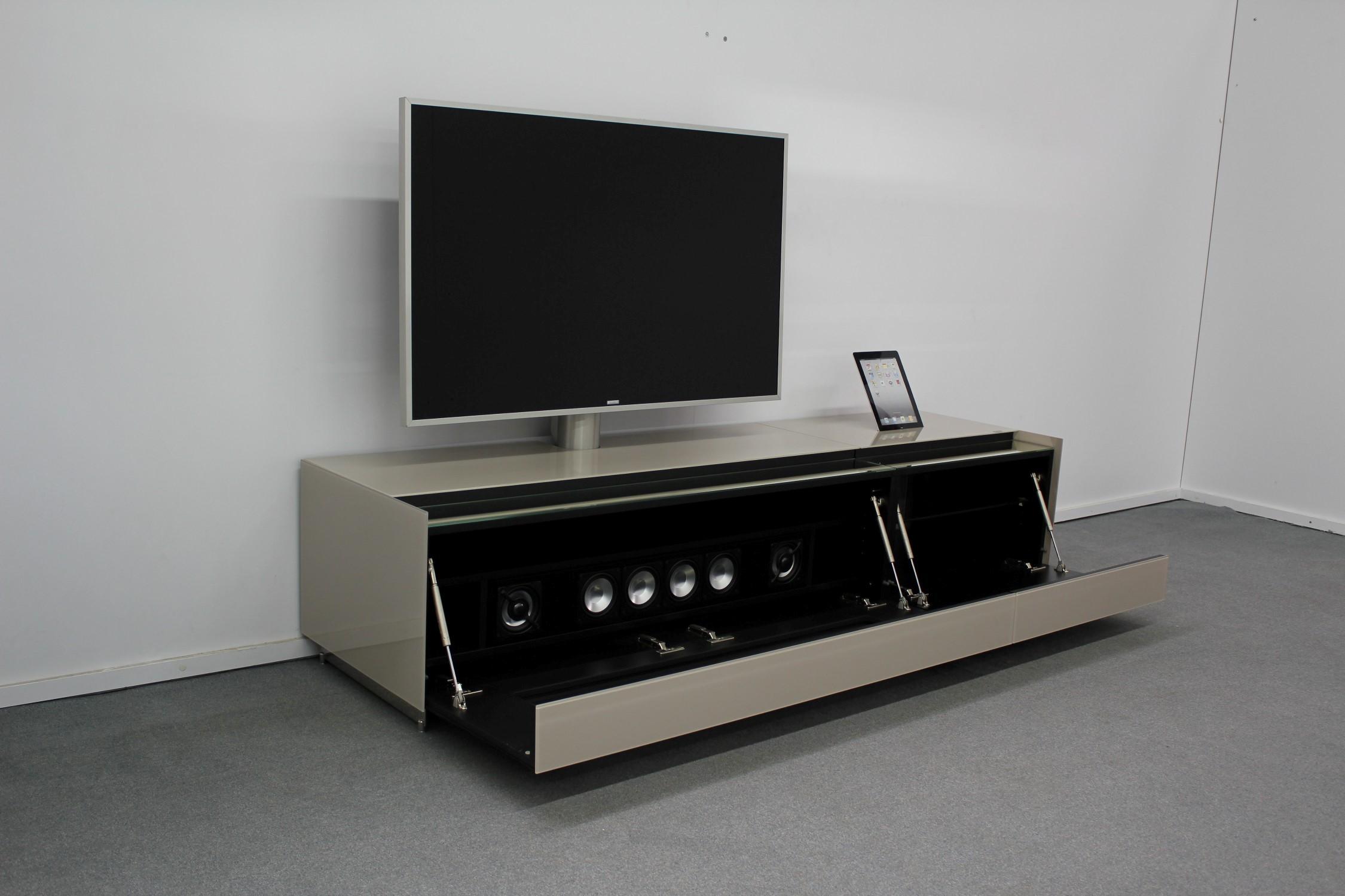 Lowboard mit Soundsystem BRA1