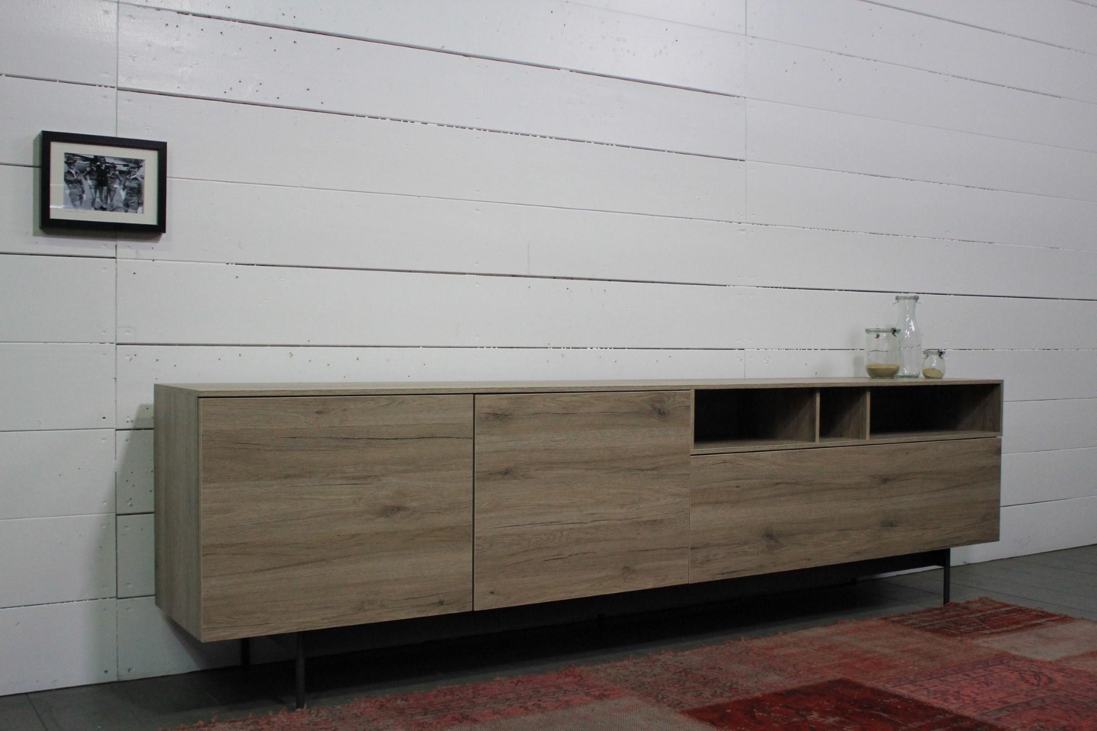 NXP08 Lowboard für Stauraum
