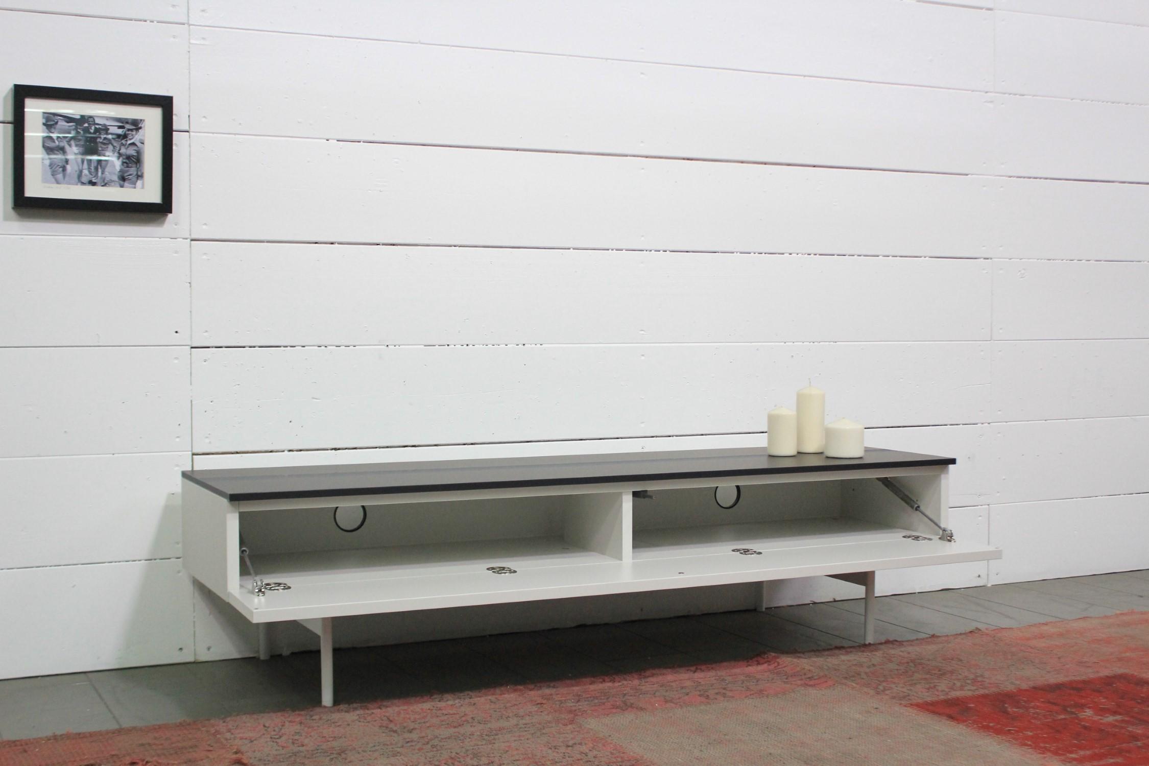 NX1005-GW Lowboard mit Stauraum