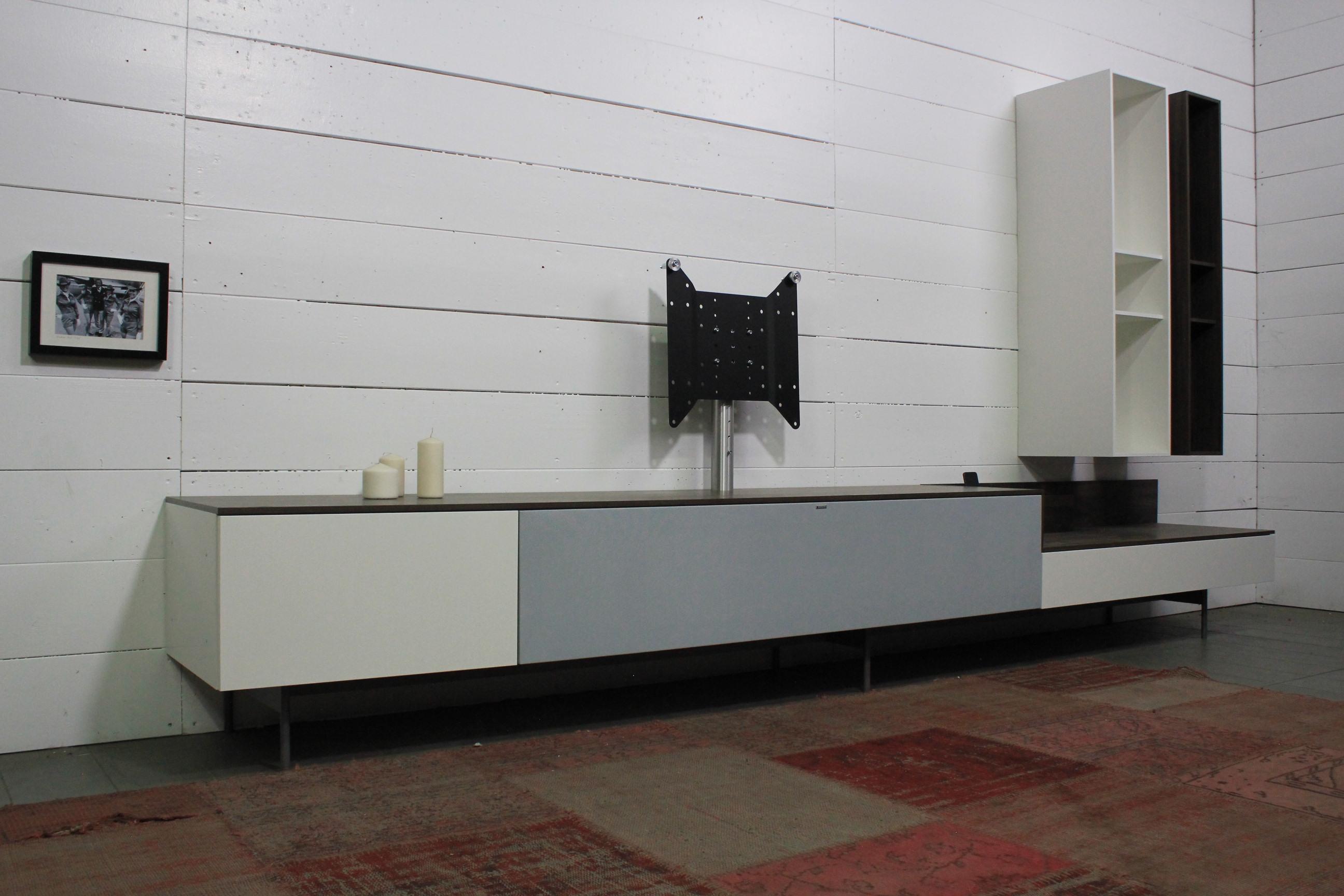 NX5506 Kombi 340cm für Soundbar Integration (ohne Hängeschränke)