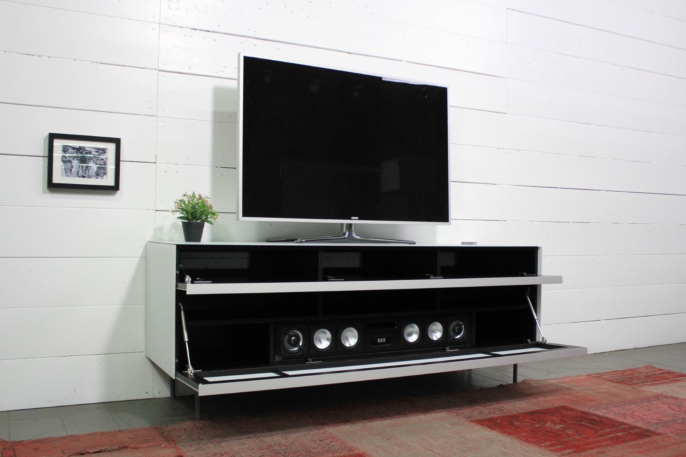 Lowboard SC1658 mit Soundsystem BRA2