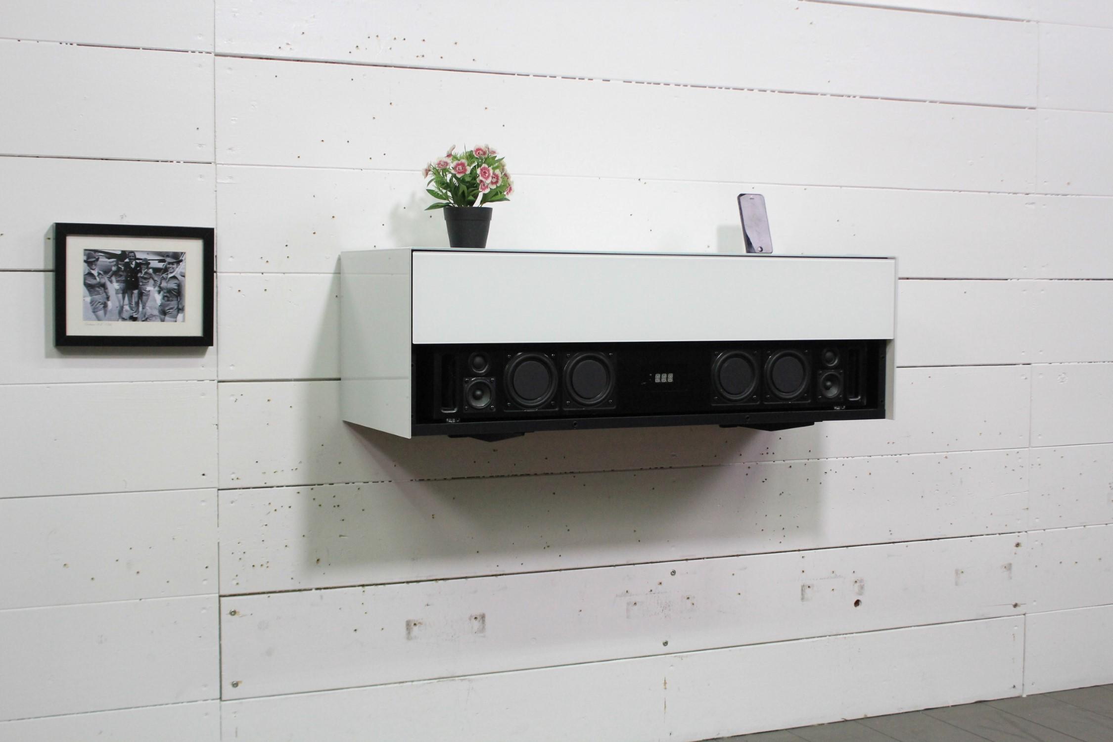 Musikbox mit Soundsystem SCA3