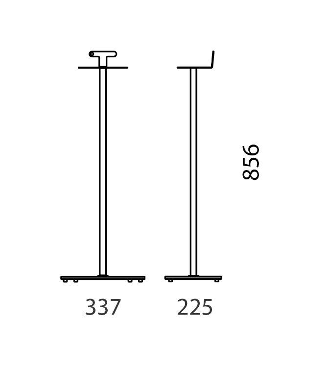 SP30-BG Stand für Sonos Play 3