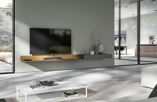 spectral smart furniture spectral airgold tv moebel