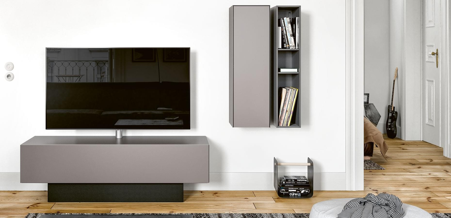 Spectral Wall Cabinets