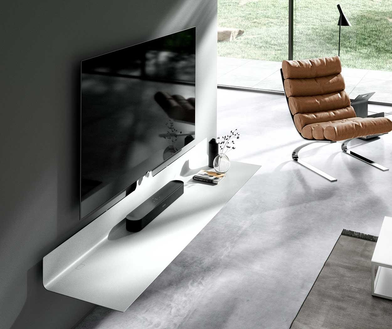 Hidden Tv Meubel.Spectral Air Tv Furniture Spectral Audio Mobel Gmbh