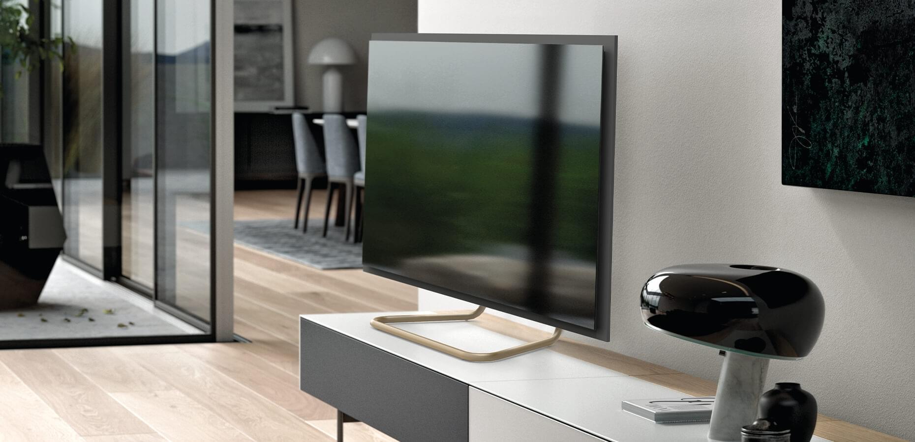 Spectral Tube GX21-55 TV-Ständer für LG GX Gallery Design TV