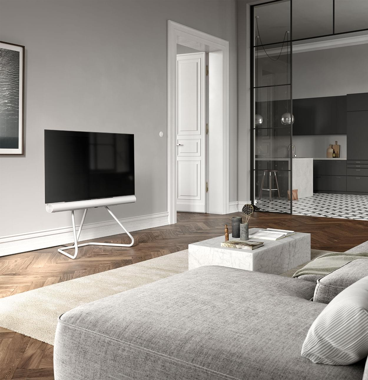tv-stand spectral tube ux