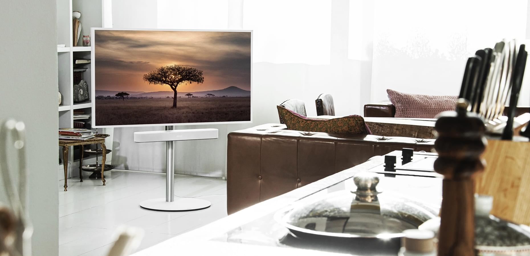 Spectral Circle tv-stand